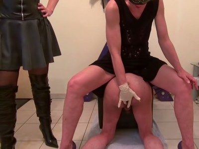 Anal Treatment - Part 1 Of 2 - Wmv