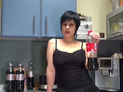 Preparing a drink for my slave - mp4