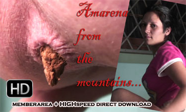 Amarena - A girl from the mountains...