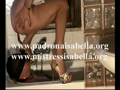 185.3 Mistress Isabella and the plumber Romeo