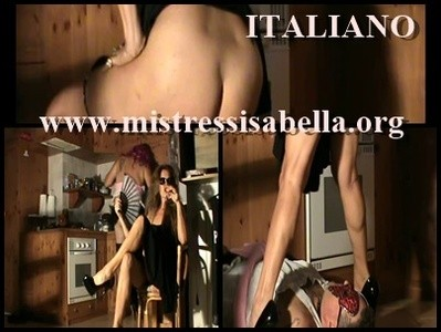 212.1 The colf by Mistress Isabella