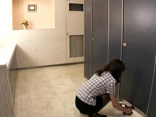Bored at the office turn into messy POOP & lesbian encounter! HD Part 1 movie